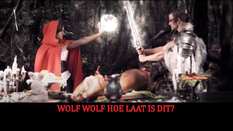 Wolf Wolf Hoe Laat is Dit?